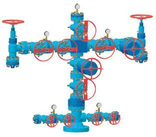 Запорная арматура в нефтяных и газовых скважинах